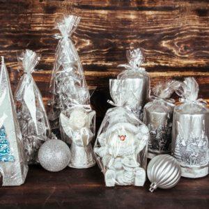 Świece bożonarodzeniowe